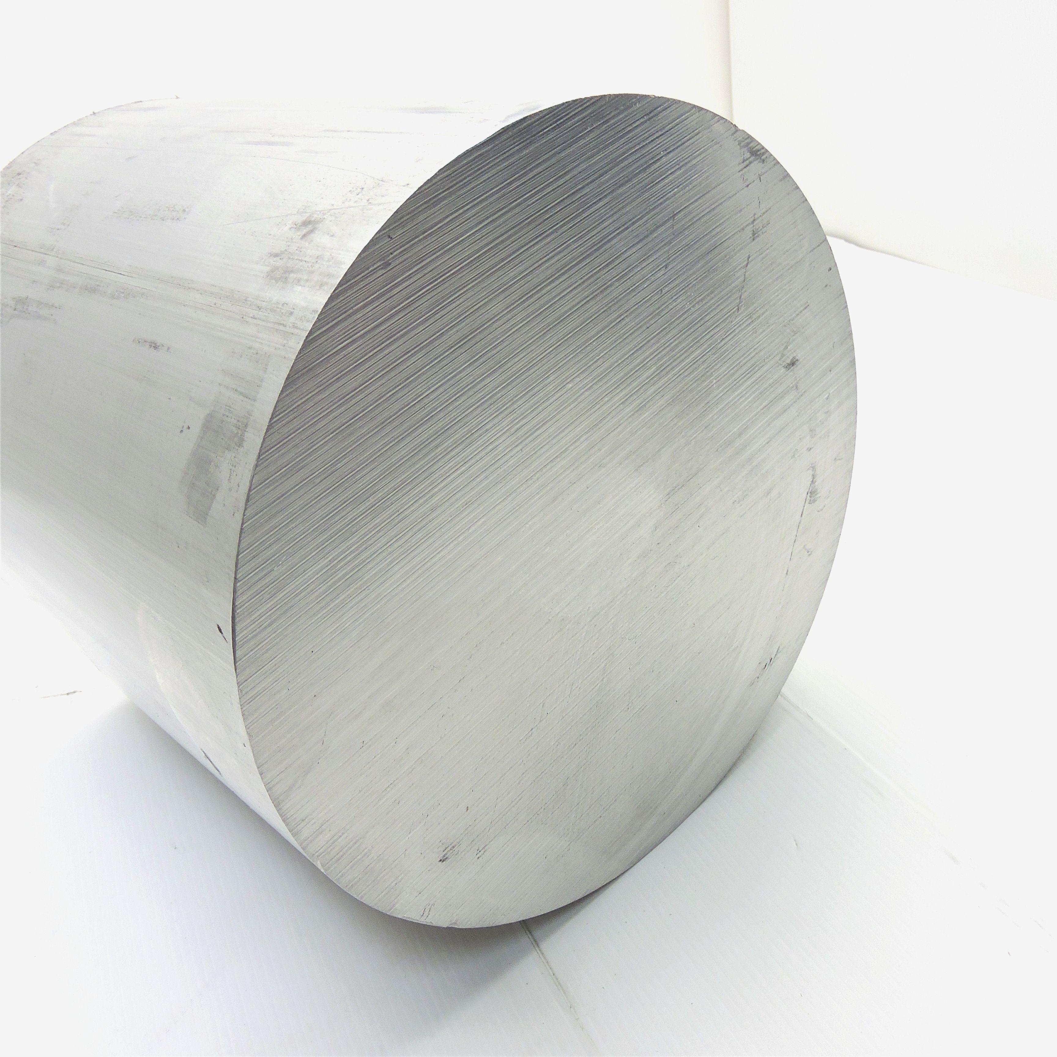 Raw Materials 9 5 diameter 6061 Solid Aluminum ROUND Bar 10