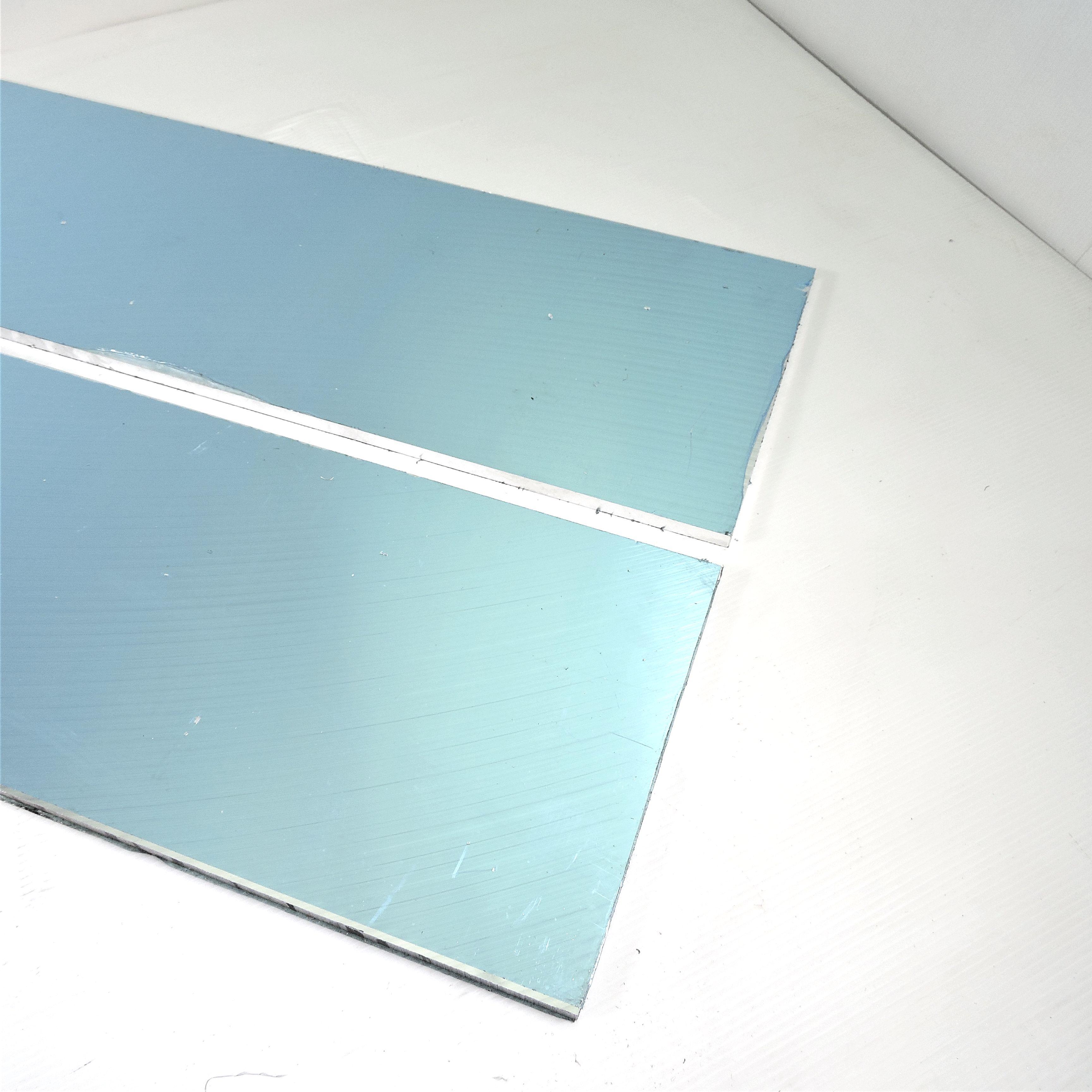 ".375/"" thick Precision CAST Aluminum PLATE 5.125/"" x 24/"" Long QTY 3  sku 151076"